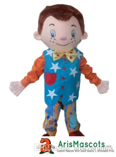 mr tumble mascot suit cartoon character mascot costumes for party
