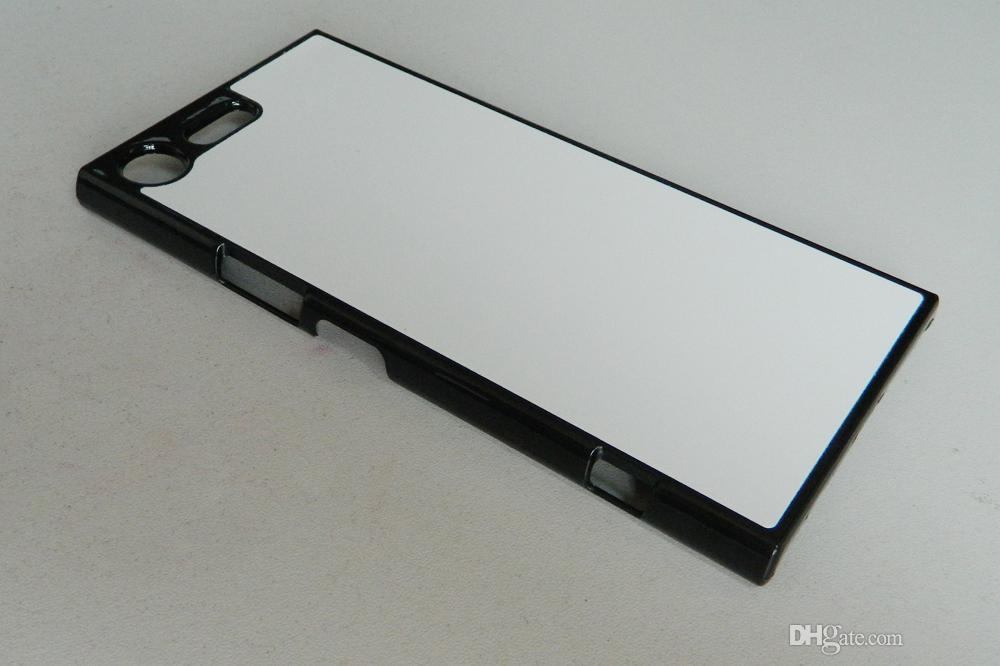 Blank Sublimation PC Väska till Sony Xperia M4 M5 XA XA1 XZ Premiunm Z4 Z5 L1