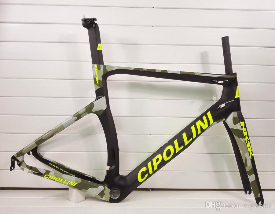 2018 Hot Sale Nk1k 3k 1k Carbon Road Bike Frame T1000 Full Carbon ...
