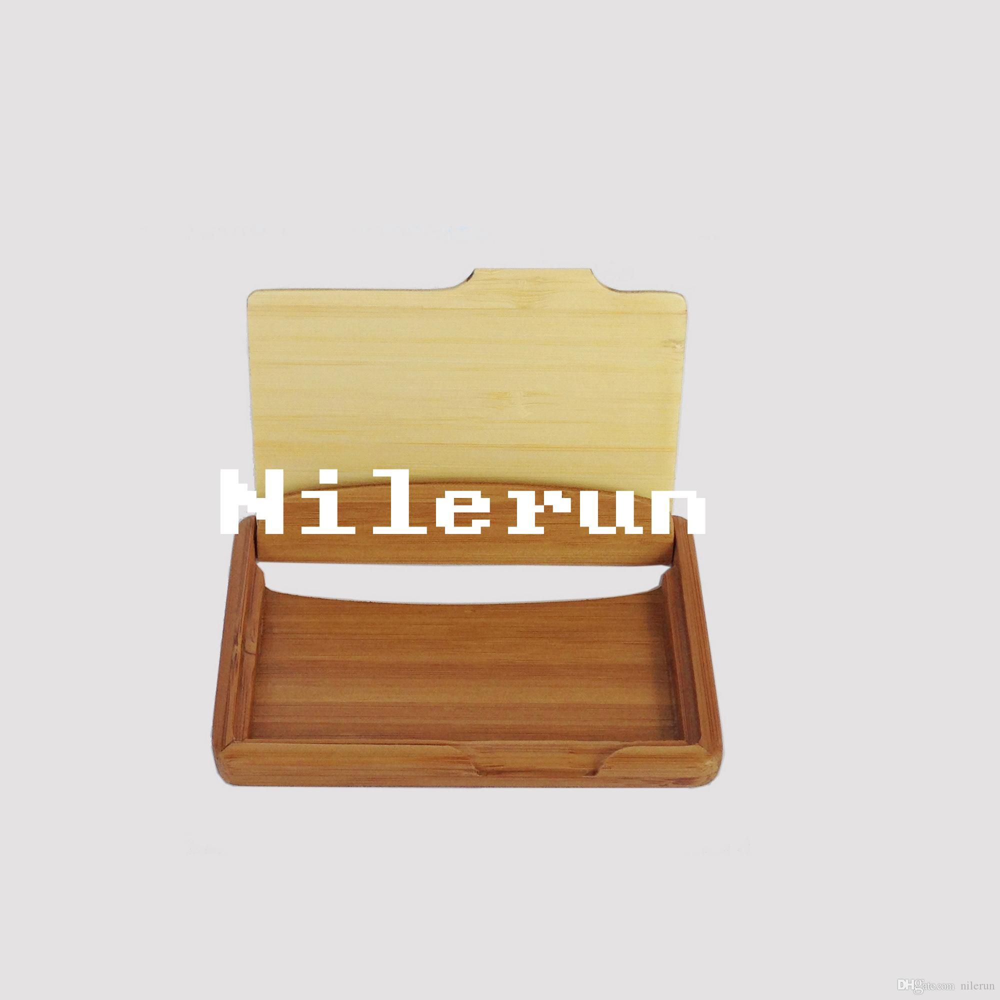 Business name card holder images free business cards business name card holder images free business cards bamboo business name card case box holder bamboo magicingreecefo Gallery