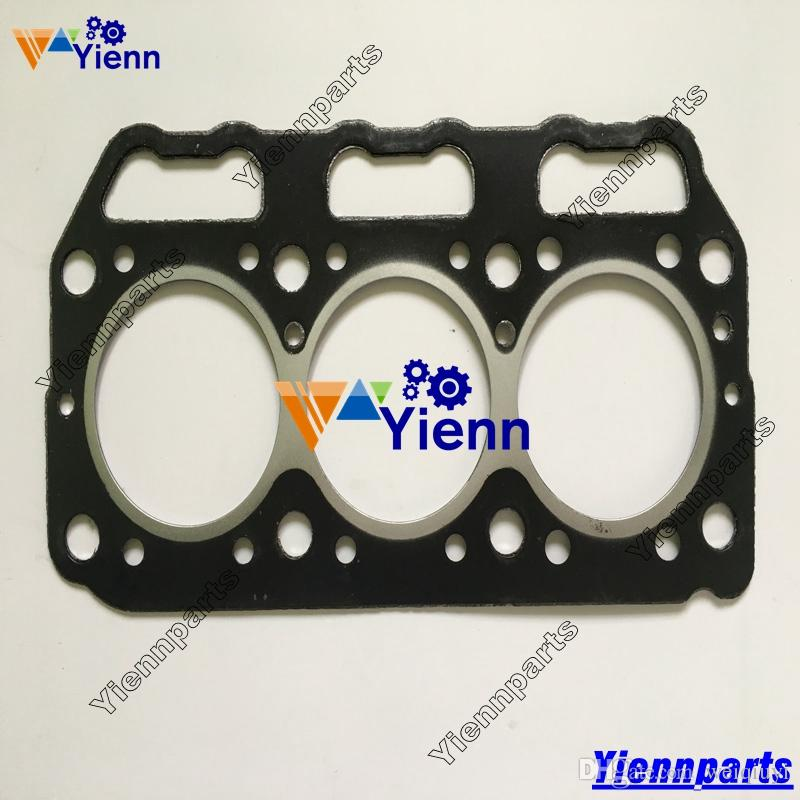 Yanmar 3GMF 3GMD Cylinder head gasket 128370-01331 for Yanmar marine boat  diesel engine set overhaul repair