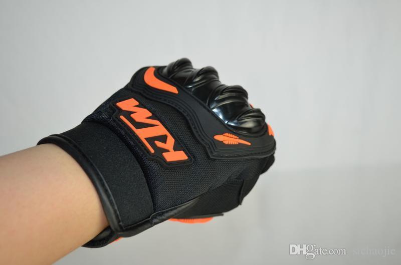 Nouveau modèle ktm Équipement de protection de vélo / Gants de vélo / gants de moto hors route / gants de randonnée / gants de sport en plein air coupe-vent g-1