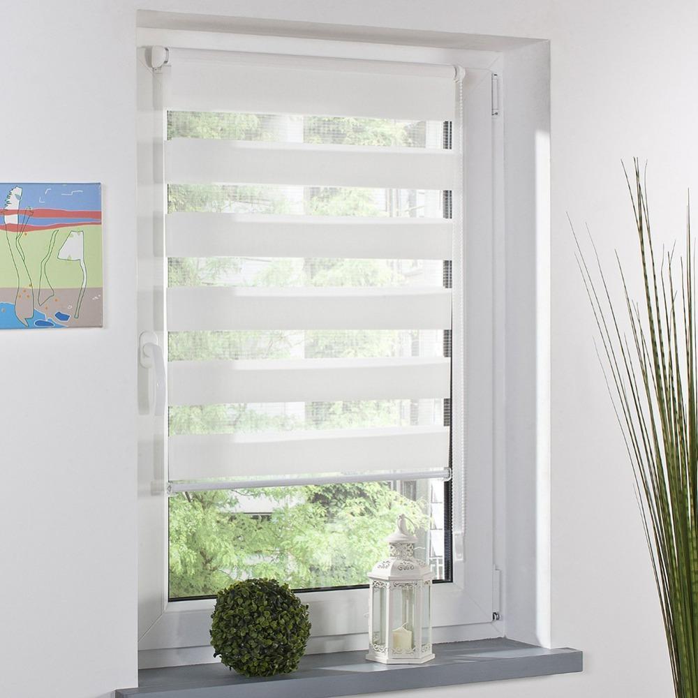 Wholesale-Fashion Luxury Roller Zebra Blind Curtain Window Shade ...