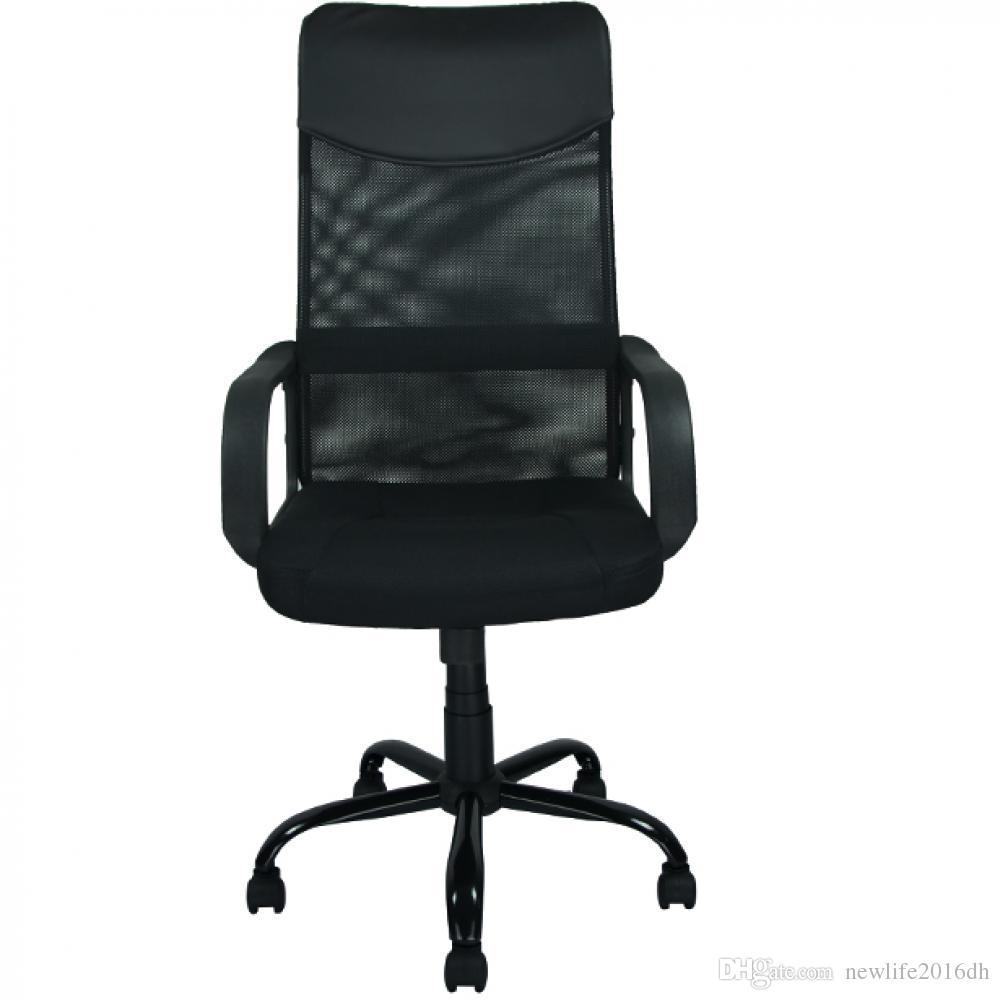 Fabulous New Black Modern Fabric Mesh High Back Office Task Chair Computer Desk Seat Ocoug Best Dining Table And Chair Ideas Images Ocougorg