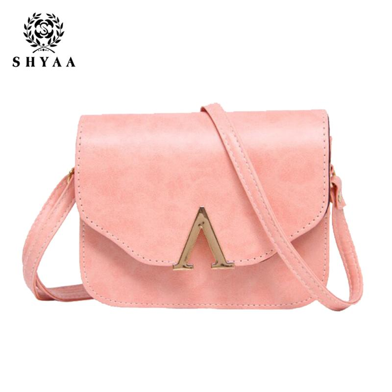 570b9540fb Wholesale- SHYAA 2016 New Women Messenger Bag Ladies Shoulder Bag ...