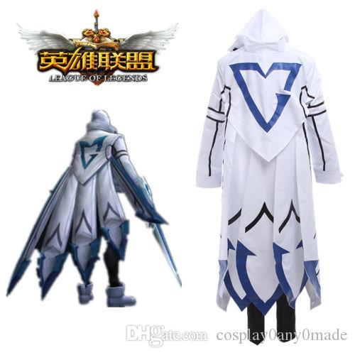 league of legends lol talon blade s shadow cosplay costume anime