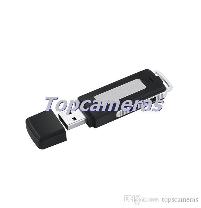 شحن مجاني UR-12 USB قرص الصوت تسجيل صوتي رقمي 8GB MP3 لاعب مسجل زر واحد + تسجيل وقت طويل