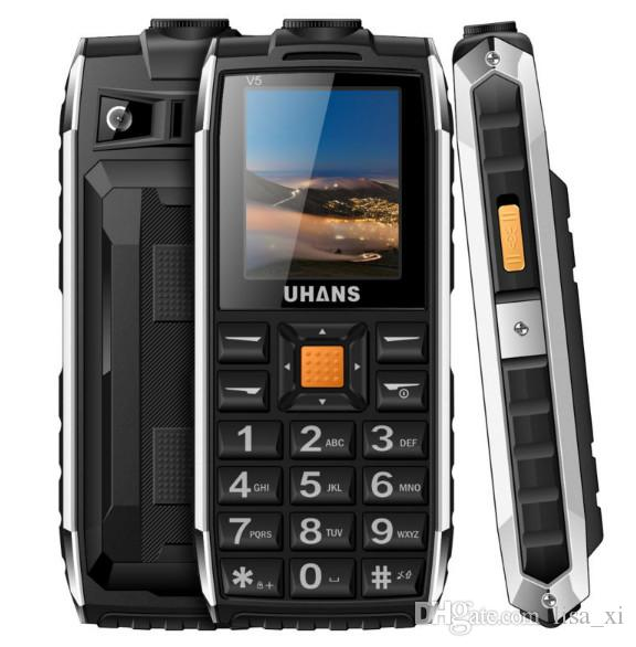 Uhans V5 Rugged Phone 1.7
