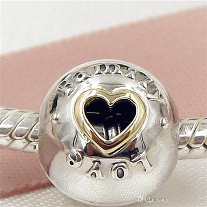 c8f7a275f ... france 2018 2017 spring 925 sterling silver family love clip charm bead  fits european pandora jewelry