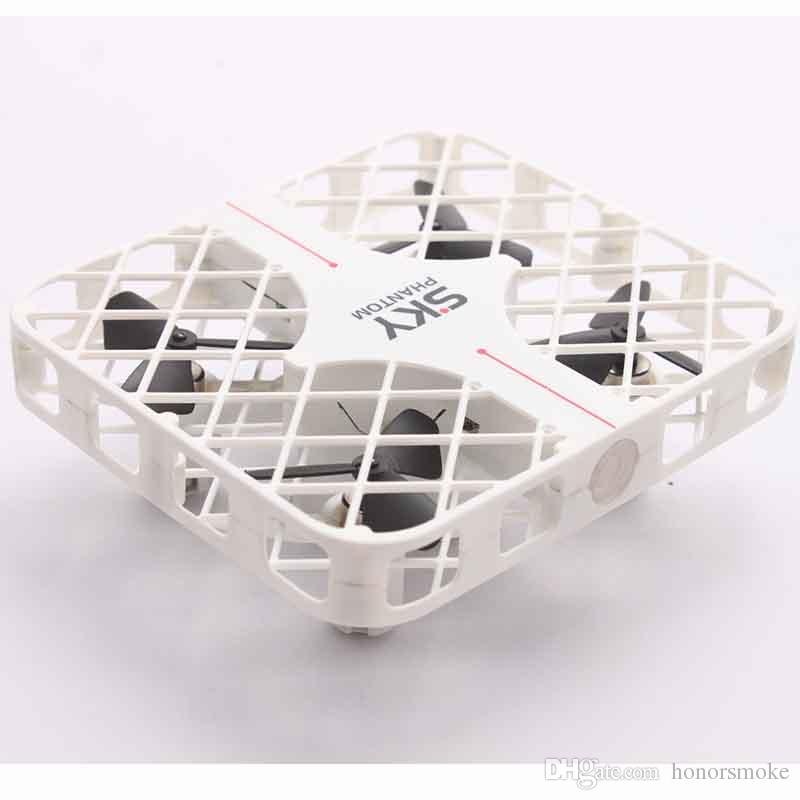 Mini Square 4CH UFO Nets Drones Remote Control RC Helicopters 777-382 Pocket Quadcopter Quad Copter Toys SYMA X5C X5SW X8C X8W