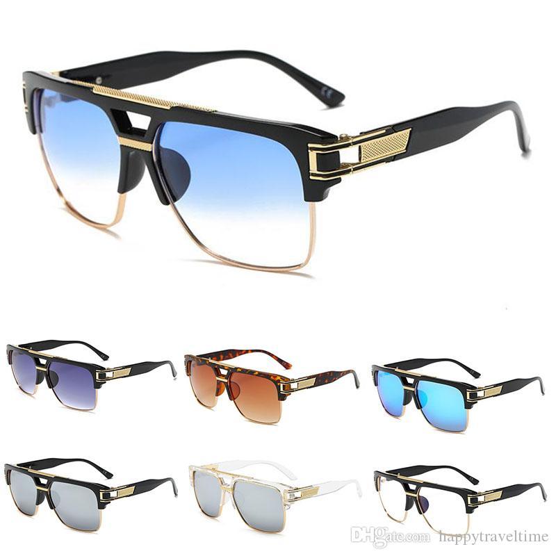 ed4367f94e Men S Retro Vintage Square Sunglasses Driving Outdoor Oversized Eyewear  Fashion Heart Sunglasses Circle Sunglasses From Happytraveltime