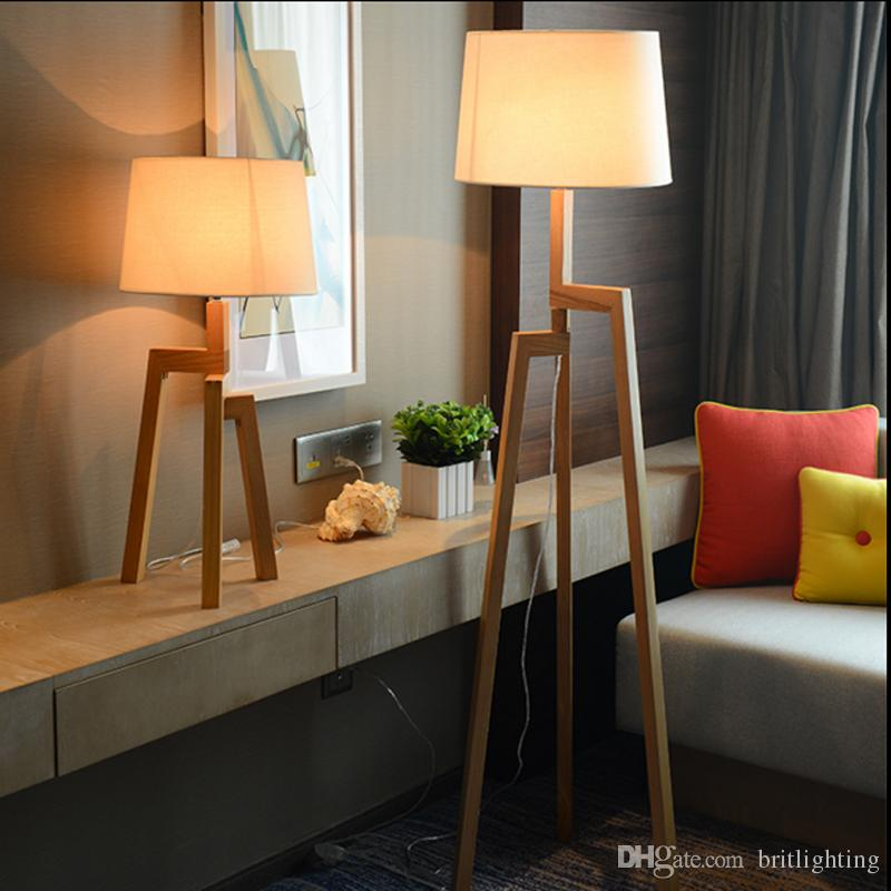 Online Cheap Three Foot Floor Lamp New Chinese Style Livingroom ...