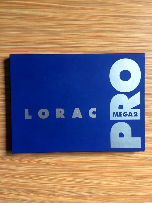 LORAC Mega PRO Professionelle Make-up Lidschatten-Palette Kits Limited Edition Marken Augen Kosmetik Set 32 Farben Blau Farbe DHL-frei Lidschatten