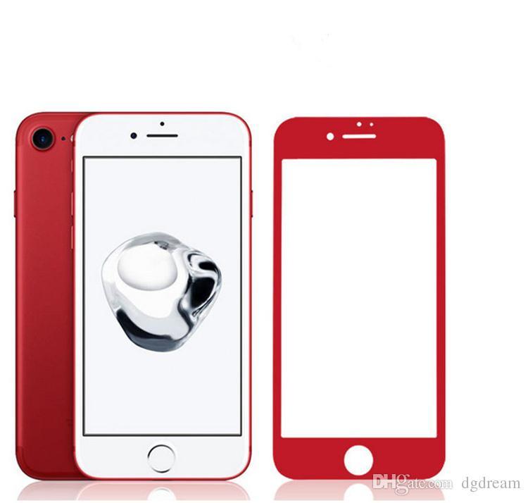 Pellicola Vetro Temperato Galaxy S4 Lo Schermo Di Iphone 7 Vetro ...