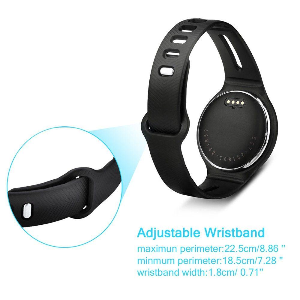 Сообщение E07 Bluetooth смарт браслет шагомер напоминание фитнес-трекер браслет для Андроид iOS водонепроницаемые
