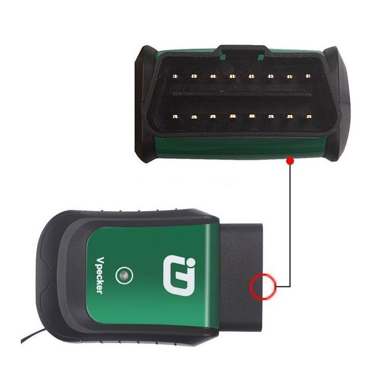 Ferramenta de Diagnóstico Do carro Vpecker EasyDiag Mais Novo V9.0 Wifi / Bluetooth Sistema Completo OBD2 Scanner Automotivo para a América, europa, carros ásia