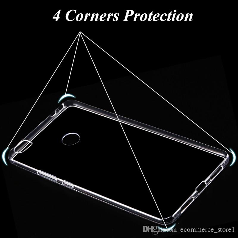 0.6mm Slim Ultrathin Phone Case for Xiaomi Mi 6 5 5S 5C Redmi Note 3 4 4X 4 Pro 4A Soft Cases Cell Phone Cover