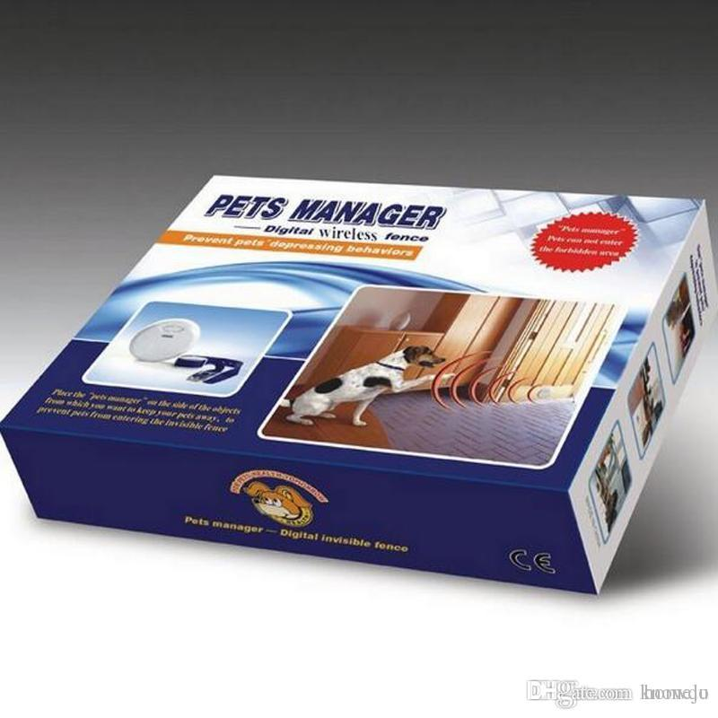 Best Wholesale Indoor Pet Dog Fence Pet Manager Digital Wireless ...