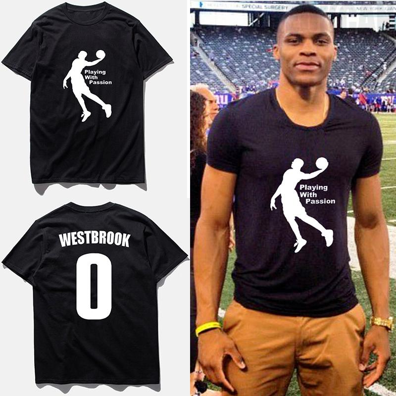 pick up 1690a 61301 russell westbrook t shirt