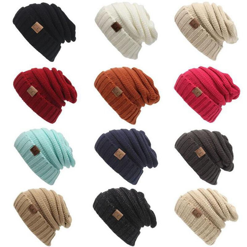 Helisopus Unisex Women \'S Hat Knitting Caps Women \'S Winter Hats ...