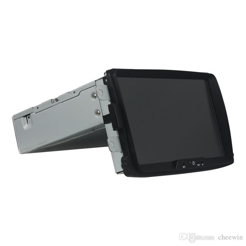 Touchless sem plataforma de 8 polegadas Tela Cheia Android 5.1 Car DVD player para Renault Duster 2016 com GPS, controle de volante, Bluetooth, rádio