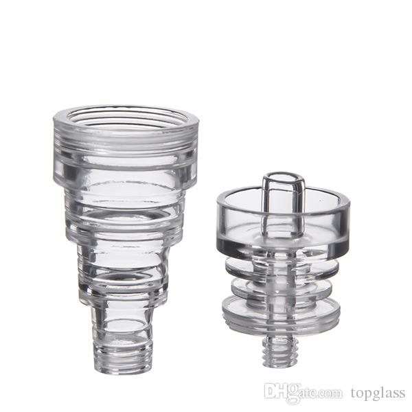 ARRIVAL 6 in 1 Domeless Quartz Banger Nail 10mm & 14mm & 19mm Male and Female Joint with Free shipment for USA