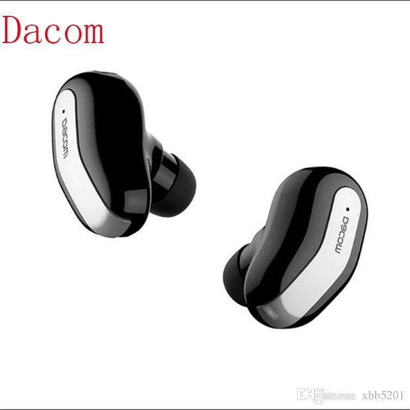 33932b57c97 Dacom K8 Mono Small Single Earbuds Hidden Invisible Earpiece Micro Mini  Wireless Headset Bluetooth Earphone Headphone For Phone Over Ear Headphones  Running ...