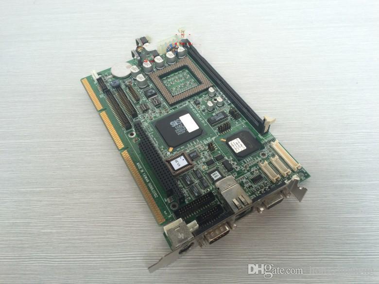 Placas base para computadoras industriales Advantech PCN-6351 Tablero REV.A1 100% probado funcionando, usado, en buen estado con Warran