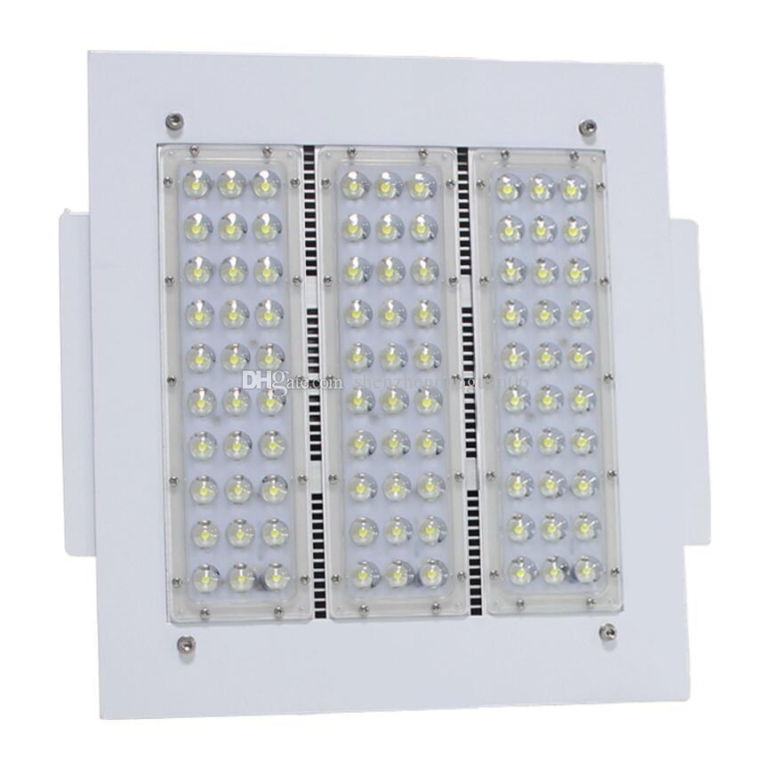 100watt Square Led Canopy Lights 5000k Daylight Waterproof Ip65 Commercial Residential Lights For Playground Warehouse Pool Backyard Barn Flood Lights Led ...  sc 1 st  DHgate.com & 100watt Square Led Canopy Lights 5000k Daylight Waterproof Ip65 ...