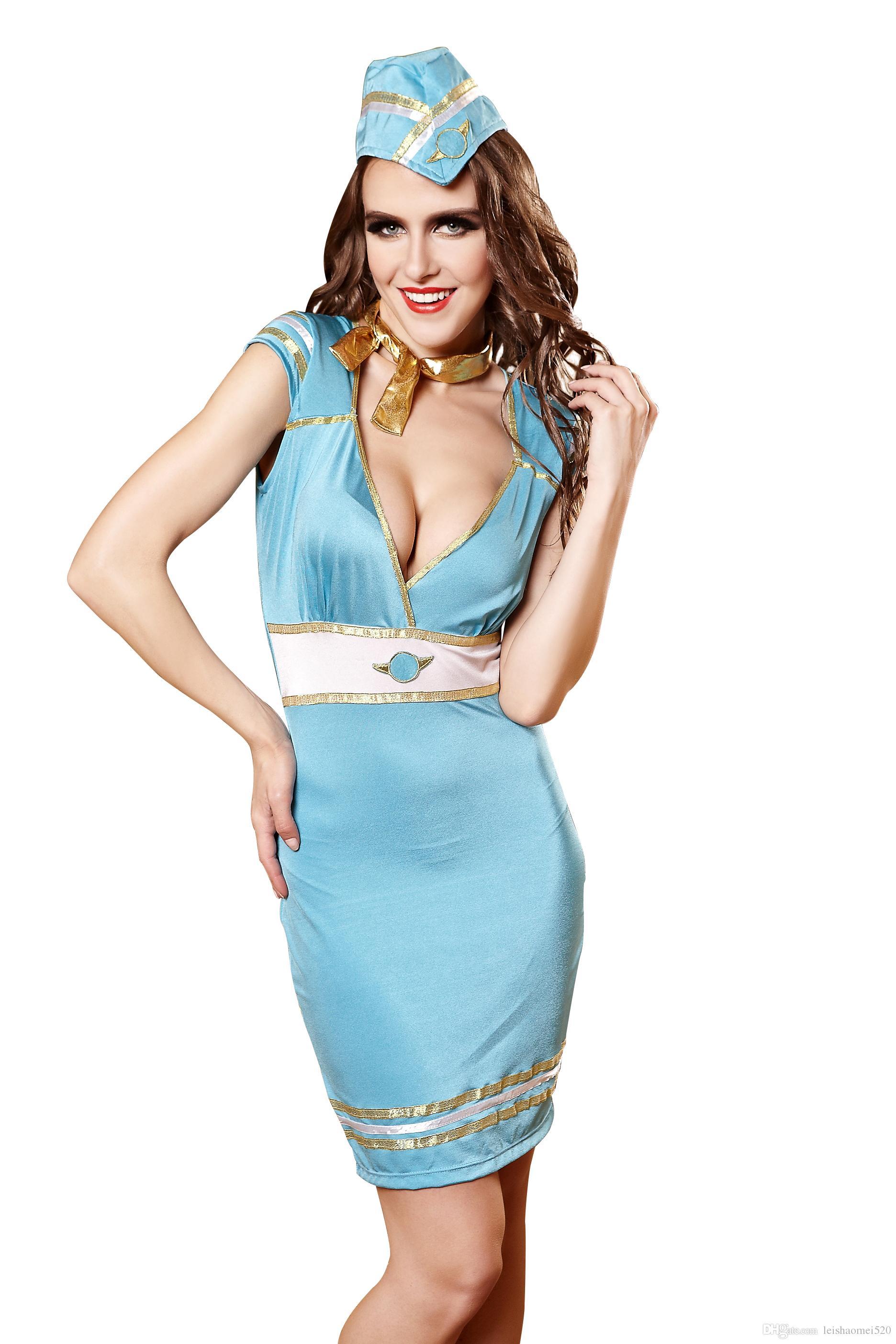 2017 Sexy Lingerie For Women Sailor Uniform For Female Adult ...