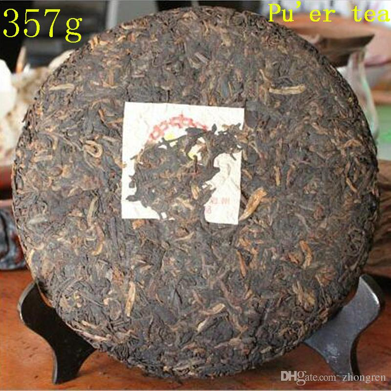 satış pu olgun çay, 357 g en eski eski puer çay, donuk kırmızı, tatlı bal, puerh çay, eski ağaç ücretsiz kargo.