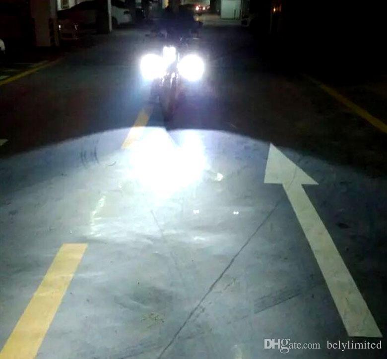Luce di guida del trattore da 20W LED ad alta intensità del trattore Avvertenza di guida di veicoli fuoristrada