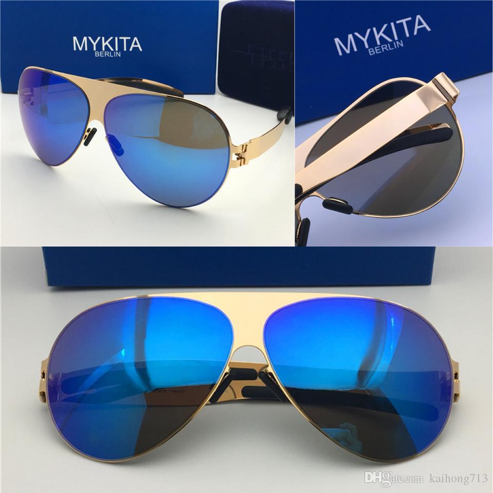 229b8c353a 2018 New Mykita Sunglasses Ultralight Frame Without Screws FRANZ ...