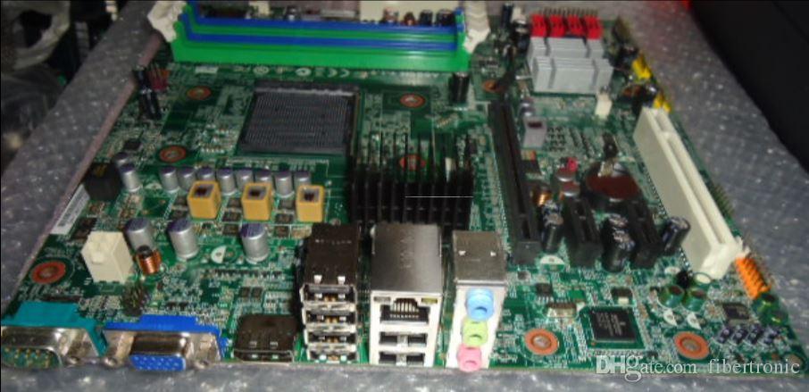 اللوحة الأم الأصلية 03T6227 A880M V1.0 RS880PM-LM لينوفو M77 / M7100T / M5170T المقبس AM3 DDR3 880G سطح المكتب الرئيسي مع DP COM PCI