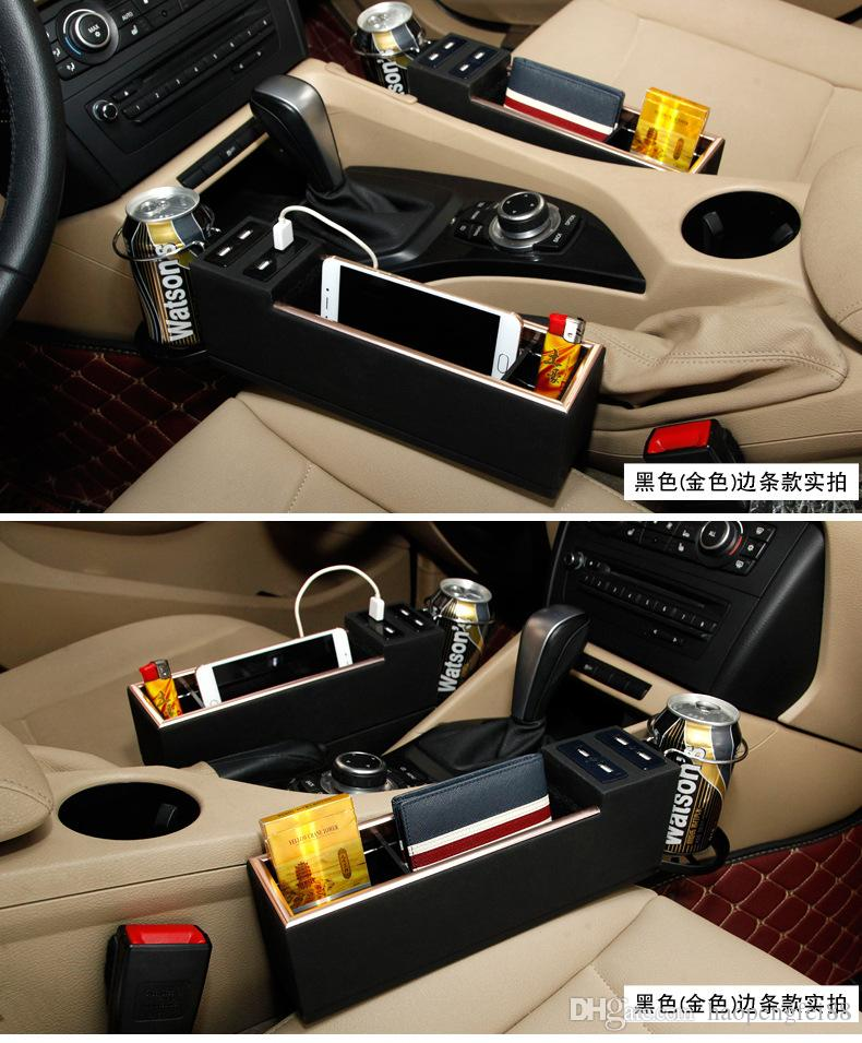 Universal car phone holder charger 5