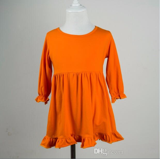 China produce kids clothing company baby fashion girl frock designs stripe ruffle dress