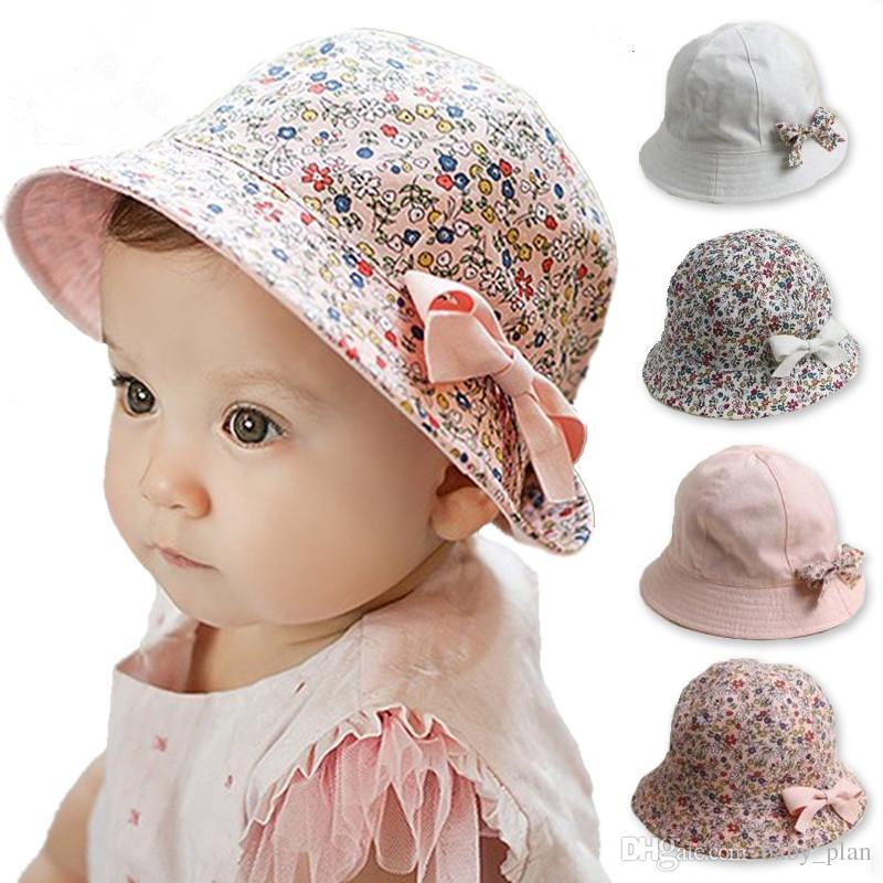 Compre 6 48 Meses Sunbonnet Sombreros Para El Sol Pescador De Dos Lados  Gorras De 50CM Touca Bebé Niños Bebés Bebes Sombreros Niños Primavera  Verano Otoño A ... 8c2f1c7323ae