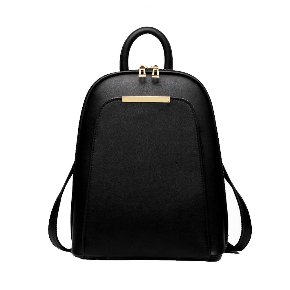 5e9bef2c44c5 Wholesale New 2016 Fashion Women Backpacks Casual Style PU School Bags High  Quality Hot Sale Top Handle Bags Women Travel Shoulders Bags Rucksack  Jansport ...