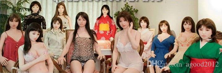Bambola del sesso del regalo CALDO prima notte vergine, vendita calda 2014 bambole del sesso del silicone semi-solido giapponesi libere di trasporto reali realistiche della bambola della vagina anale