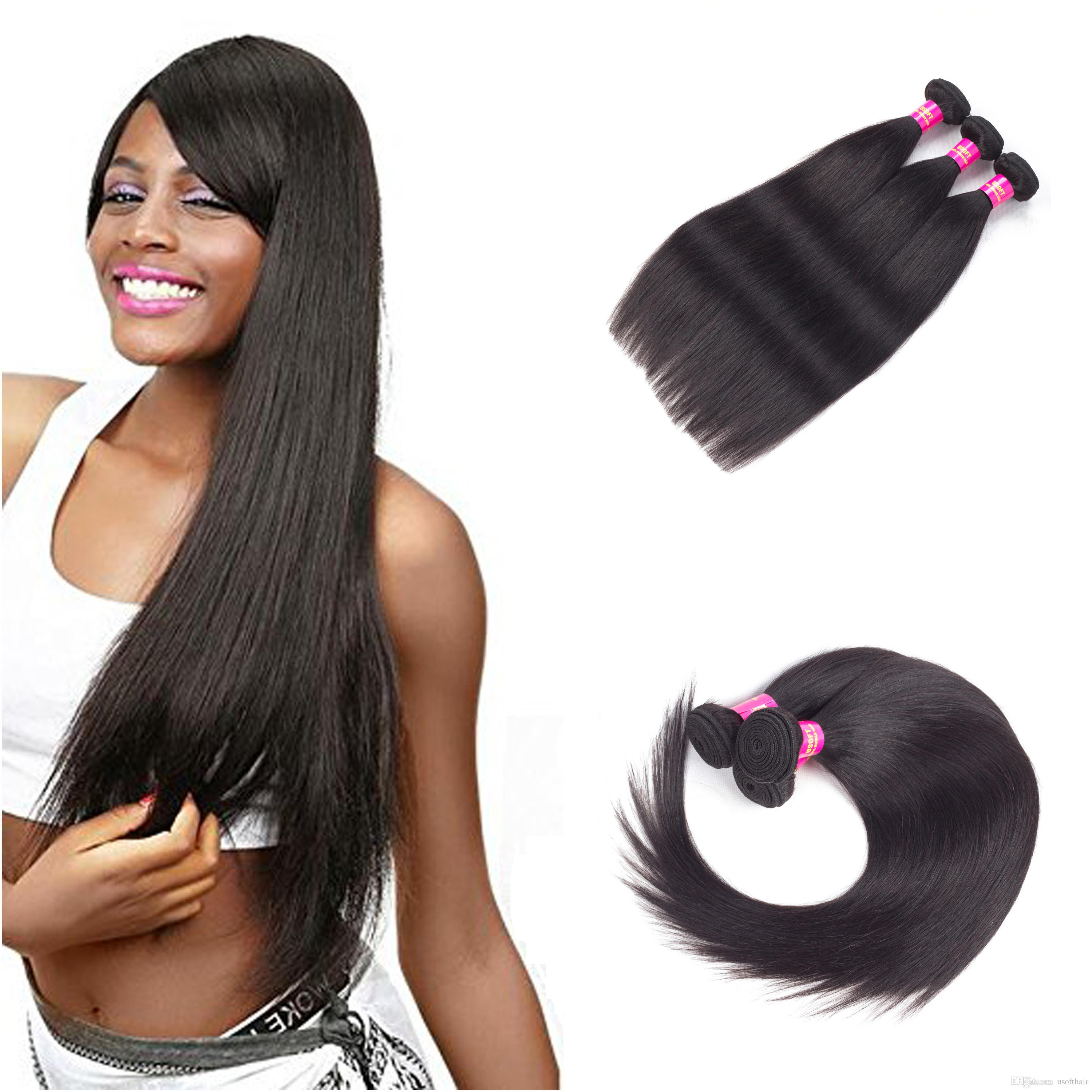 Cheap wholesale 34pack malaysian virgin straight hair weave real cheap wholesale 34pack malaysian virgin straight hair weave real human hair weft extensions cheap bundle hair products natural color 95 100gpc hair pmusecretfo Gallery