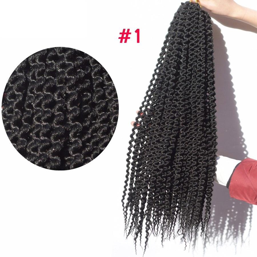 Can be unravelled crochet braids curly freetress hair 20inch long see larger image pmusecretfo Choice Image