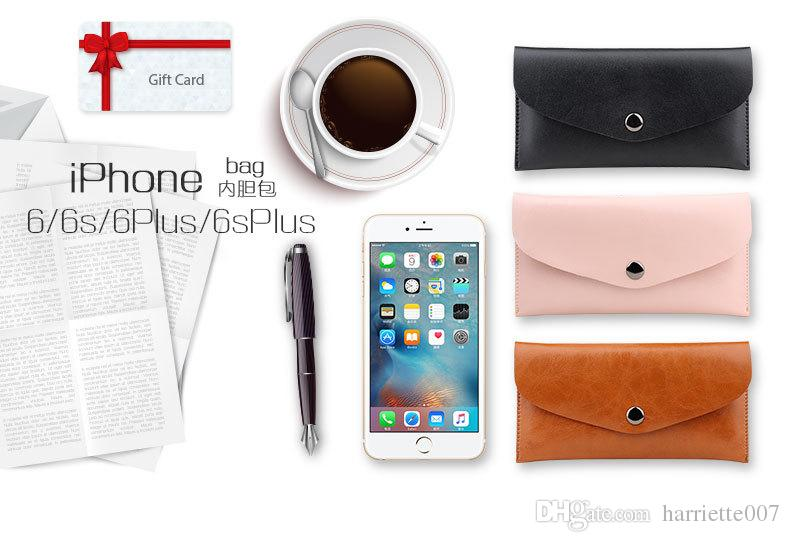Universal Apple iPhone6 6s 7 / plus wallet multifunction mobile phone bag with card and cash bit