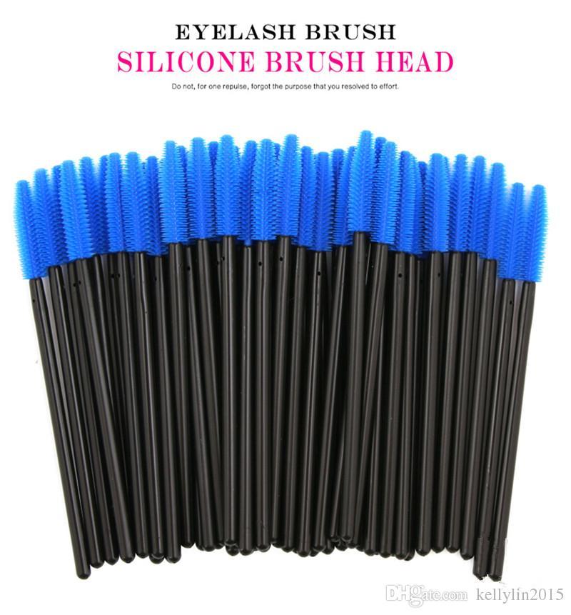 Disposable Eyelash Brush Mascara Applicator Wand makeup brush One-off Eyelash Extension Makeup brushes Tools