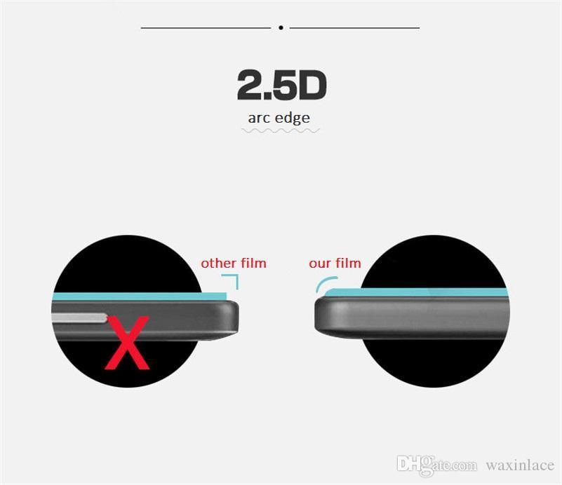Écran de protection pour Xiaomi Redmi 3 / 3s / 3pro 9H 0.3MM en verre trempé