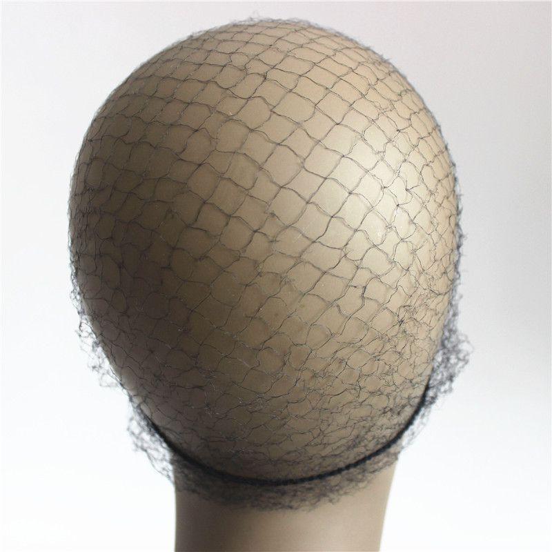 / Invisibility Hairnets 발레 댄스 스케이팅 Snoods 헤어 넷 검은 나일론 머리 그물 메쉬 가발 toupee 머리 확장 보호 헤어넷