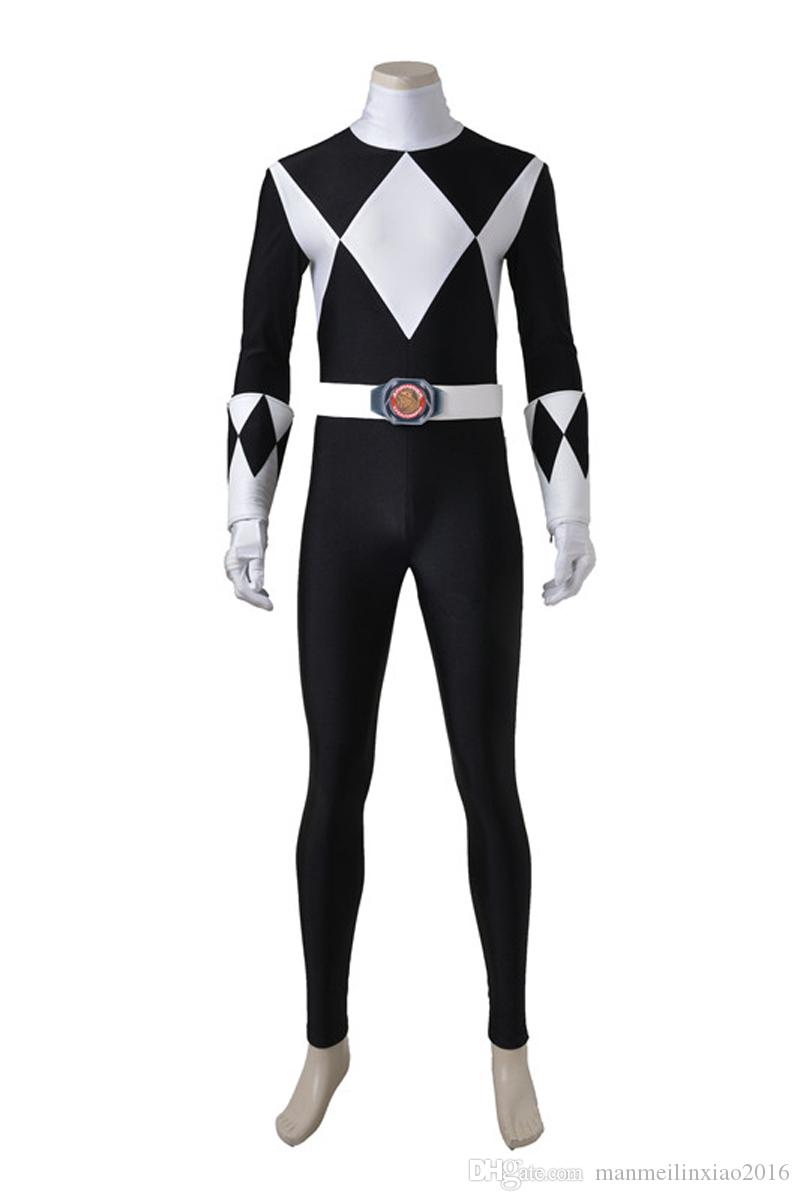 Power Ranger Anime Cosplay Costume Mammoth Ranger Goushi Cosplay Jumpsuit Rangers Superhero Cos Jumpsuit Gloves Customize Unisex