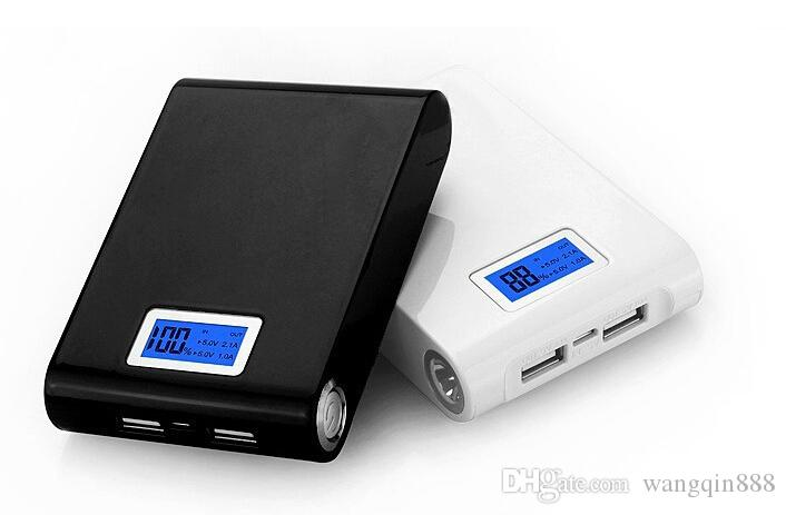 Mobile Power Bank Sense 12000mAh Portable External Backup Power Battery Charger Pack for iPhone 6 5s 4s HTC Samsung s4 s5
