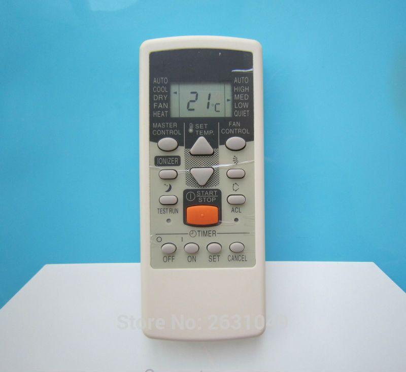 Wholesale- for FUJITSU Split And Portable Air Conditioner Remote Control  AR-JE4 AR-JE5 AR-JE6 AR-JE7 AR-JE8 AR-JE11 AR-PV1