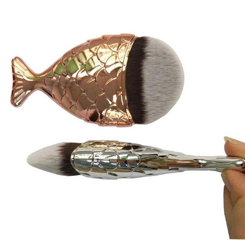 Fabrika Doğrudan Sıcak yeni Güzellik Makyaj Fırçalar Mermaid Kolu Sihirbazı Sihirli Değnek Fırçalar