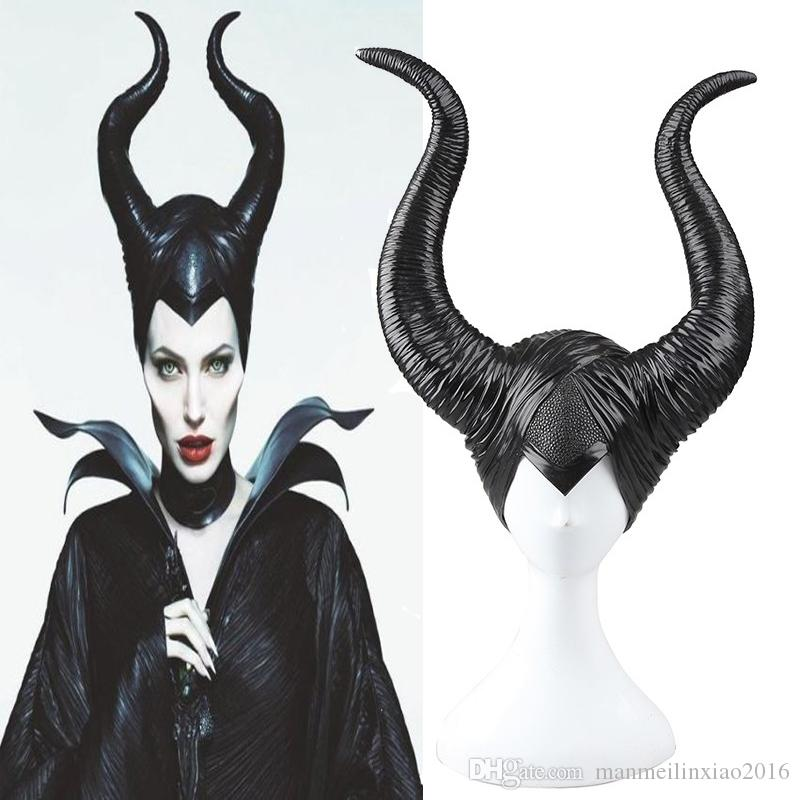 2017 2016 Hot Movie Maleficent Costume Accessories Maleficent ...